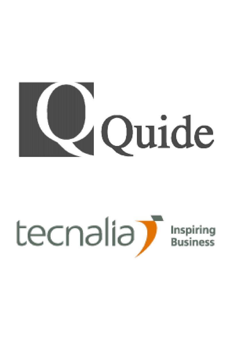 Logo de Quide y Tecnalia