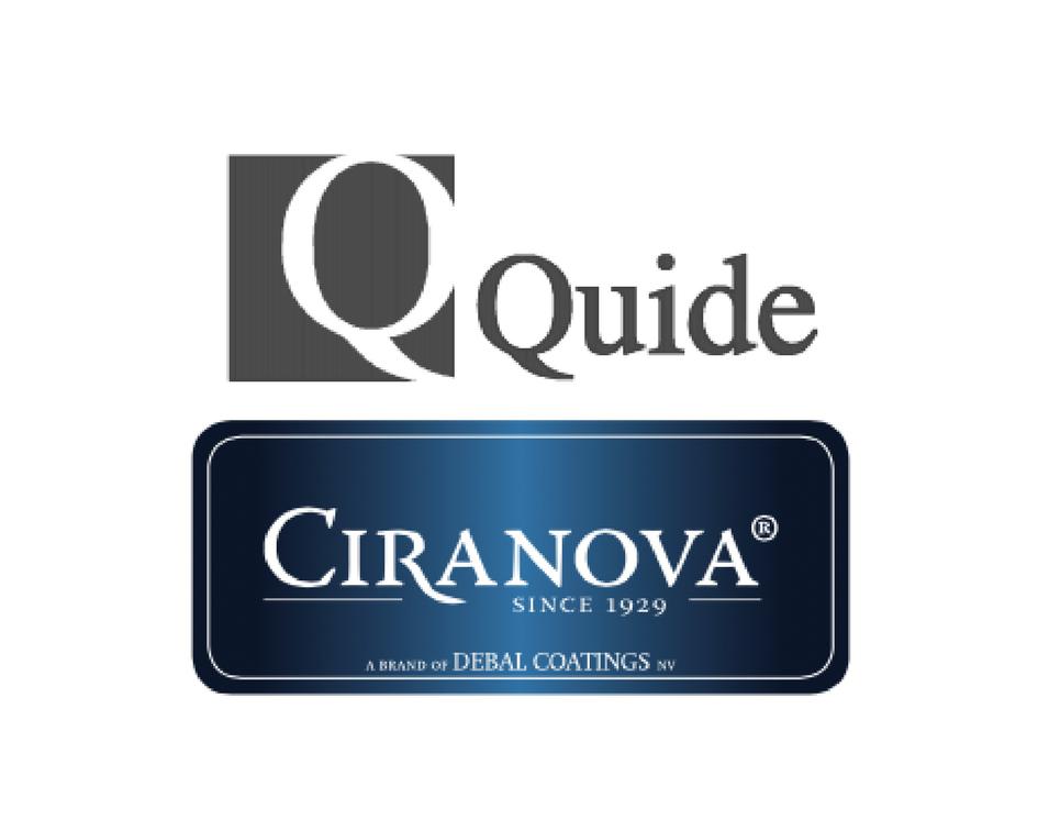 Logo de Quide y Ciranova