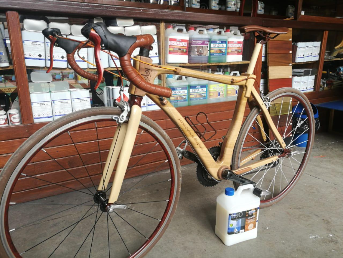 No sólo las bicicletas son de Shakira